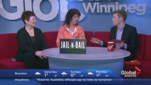 How Jail-N-Bail wants to put cancer behind bars for good